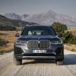 全幅2メートルの堂々たる体躯!BMWの新型SUV「X7」とは?